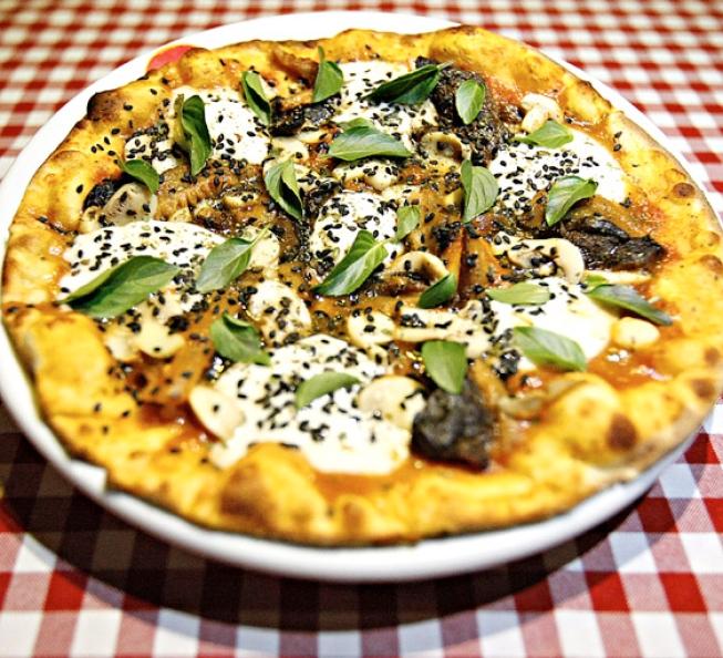 65 tipos de pizza