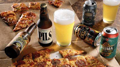 Pizza Cerveja