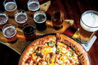 Pizza e Degustação de Cerveja